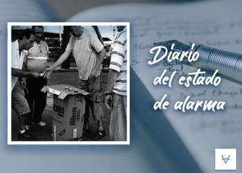Diario del Estado de Alarma día 44 - 'La mafia llamando a la policía'
