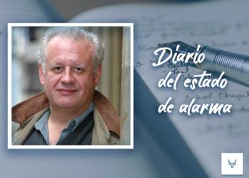 Diario del Estado de Alarma día 30 - Buscando a un Echanove