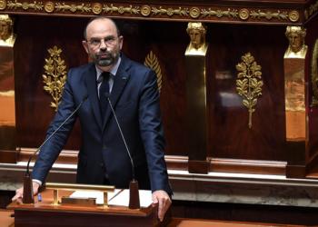 Edoaurd Philippe, Asamblea Nacional, Francia