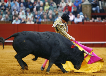 El histórico Domingo de Resurrección de El Juli en Sevilla