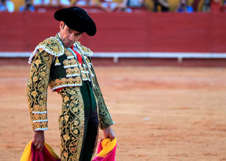 José Tomás, capote