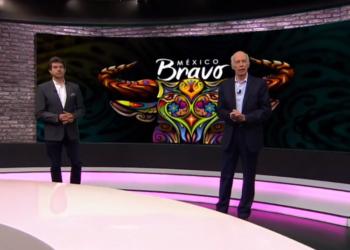 TV Azteca comparte en sus plataformas digitales el programa 'México Bravo'