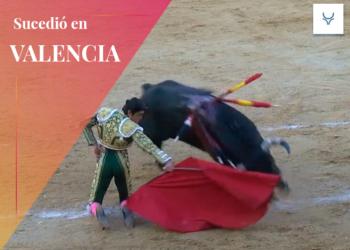 Miguel Ángel Perera, Feria de Julio, Valencia