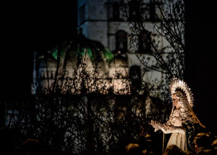 Virgen de la Esperanza, Martes Santo, Zamora