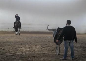 La selección y el entrenamiento de los caballos 'toreros', por Sergio Galán