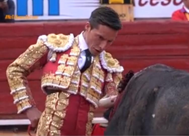 La torería de Urdiales, en una memorable faena en México
