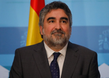 José Manuel Rodríguez Uribes: 'La ley hay que aplicarla y cumplirla. Otra cosa es que haya cambios en la misma'