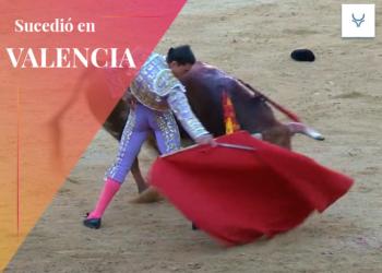 Paco Ureña, Valencia, Feria de Julio