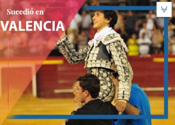 Recuerdos Roca Rey Valencia