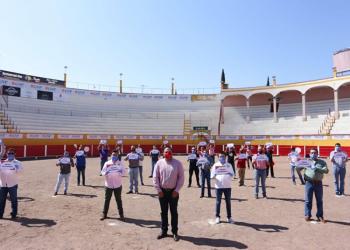 El municipio de Aguascalientes otorga cerca de 150 mil pesos a los profesionales taurinos
