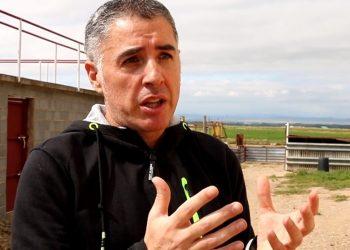Carlos Arroniz, Alcalde de Orkoien defiende a los ganaderos navarros
