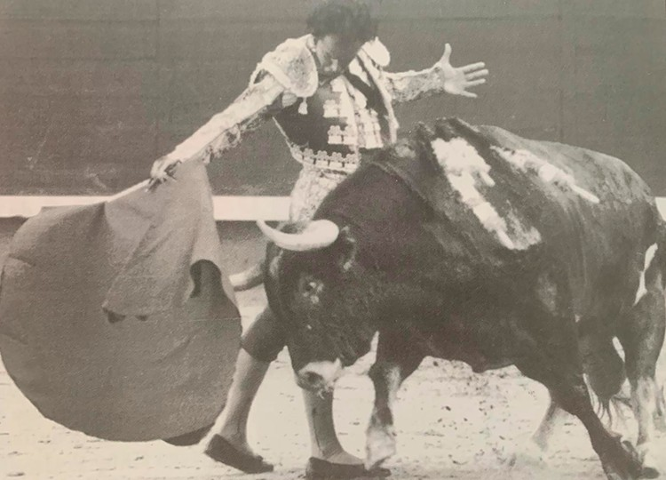 Julio Aparicio, Las Ventas, Madrid, San Isidro, 1994