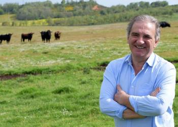 Antonio Bañuelos, nuevo presidente de la Unión de Criadores de Toros de Lidia