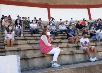 Los alumnos de la Escuela de Badajoz retoman el curso taurino