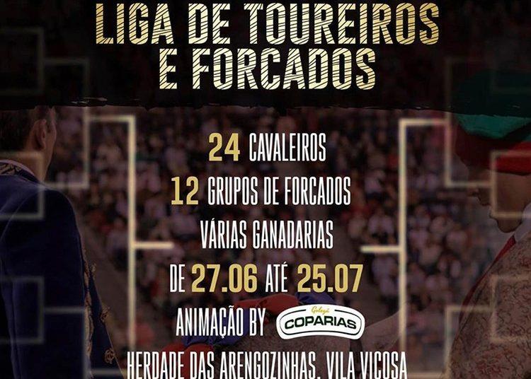 Liga portuguesa de 'Cavaleiros y Forcados'