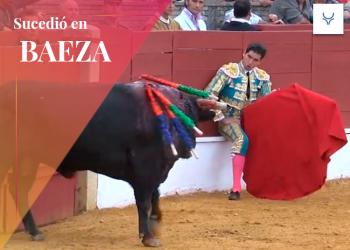 Cayetano Rivera, Baeza, La Palmosilla