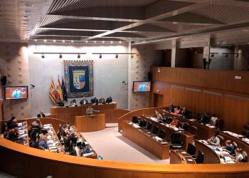 Cortes de Aragón, Aragón,