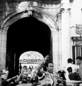 Curro Romero, Puerta del Príncipe, Sevilla, La Maestranza