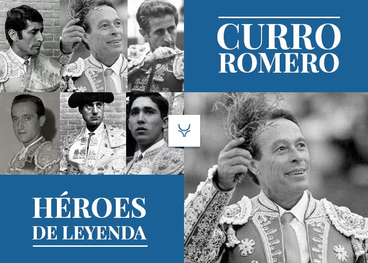 Héroes de Leyenda, Curro Romero, Sevilla,
