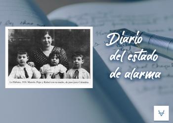 Diario del Estado de Alarma día 51 - Para las madres de los toreros