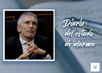 Diario del Estado de Alarma 75, El segundo sobrero