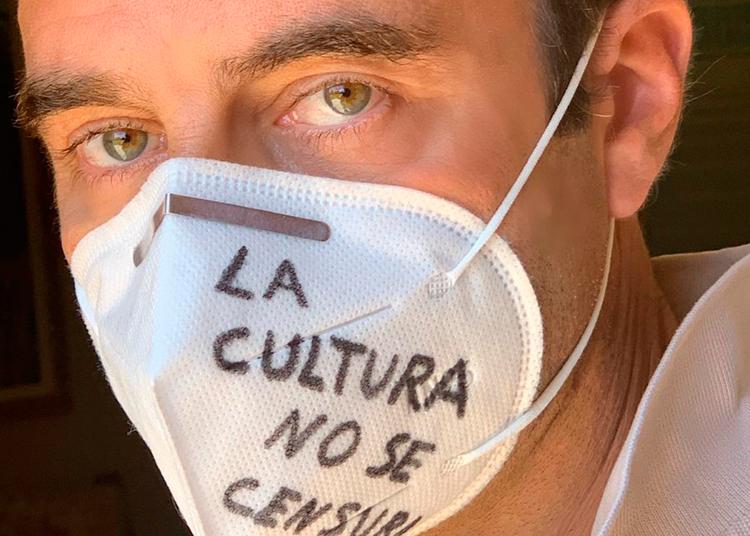 Enrique Ponce, Cultura no se censura