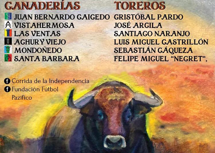 Festival Taurino en Colombia para combatir el hambre