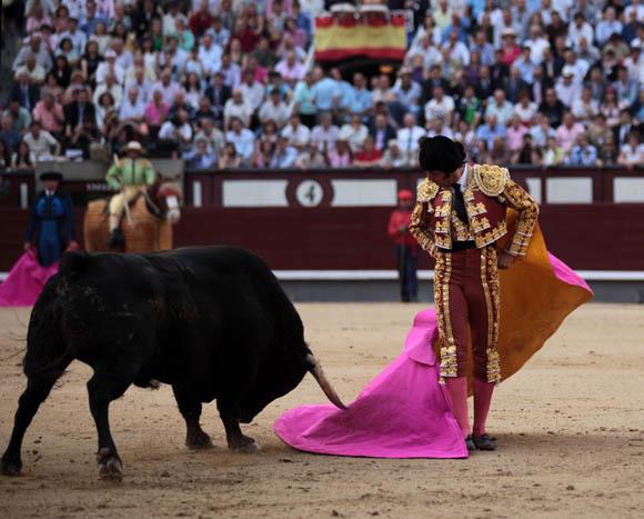 La Tauromaquia de Morante, también en Madrid
