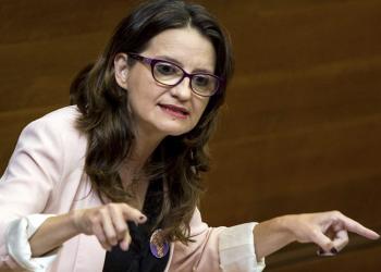 Mónica Oltra: Las ayudas sólo son para los animales de consumo humano'