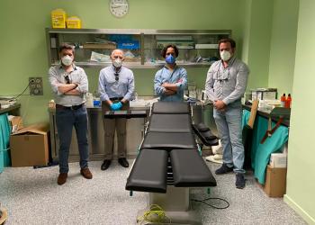 La Comunidad de Madrid sustituye la mesa de quirófano de la enfermería de Las Ventas