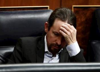 Perera y Cayetano envían a Pablo Iglesias al andamio