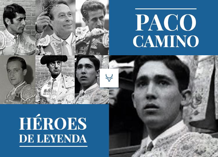 Paco Camino, Héroes de Leyenda