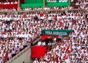 Peña Borussia, Pamplona, Casa de Misericordia