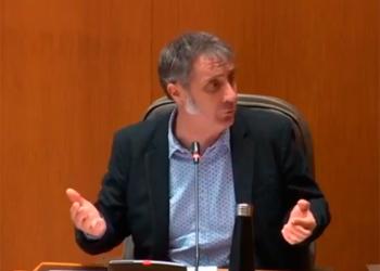 Ramiro Domínguez, Cortes de Aragón, Ciudadanos