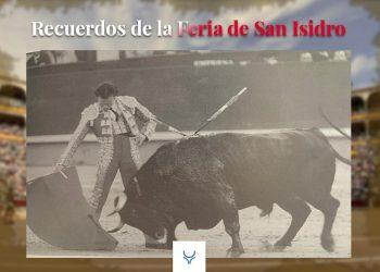 Julio Aparicio, Las Ventas, Madrid, San Isidro, 1994, Recuerdos de San Isidro