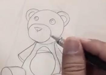 Aprende a dibujar con Rocko (II Entrega)