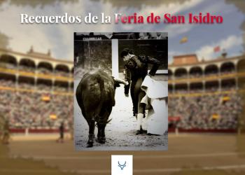 Portada Recuerdos de San Isidro Julio Robles