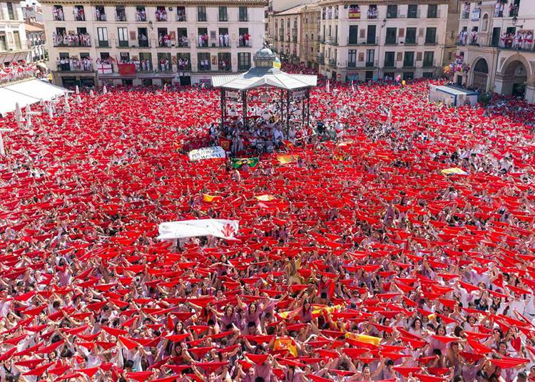 Tudela anuncia la suspensión oficial de las Fiestas de Santa Ana