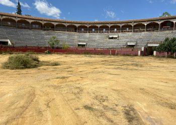 Plaza de toros de Sutullena en Lorca