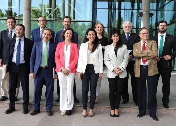 grupo parlamentario VOX Asamblea de Madrid