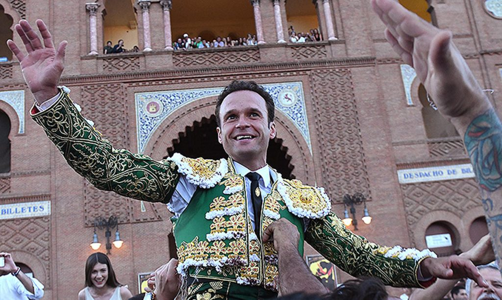 Antonio Ferrera, Las Ventas, Madrid, 1 de junio 2019