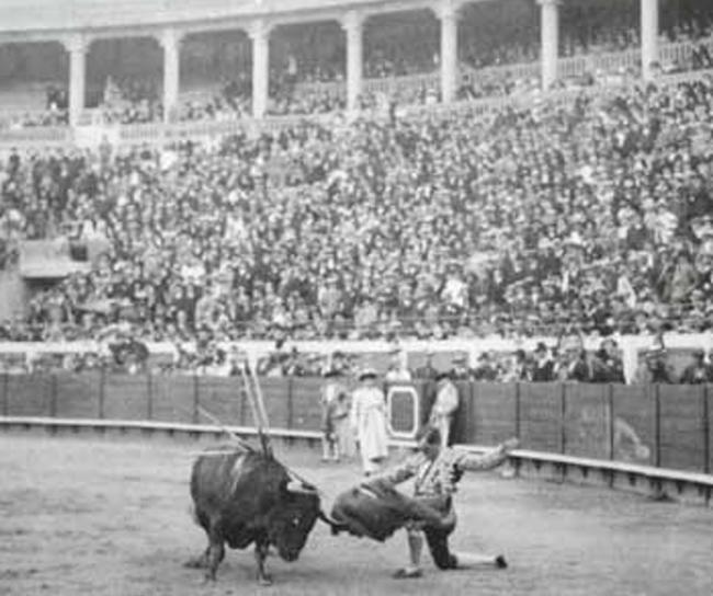 Plaza de toros Monumental de Sevilla