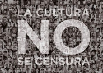 la cultura no se censura