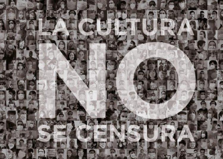 la cultura no se censura