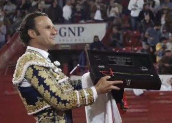 Antonio Ferrera, último triunfador