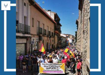 Arganda del Rey: 'El pueblo de toros sale a la calle'