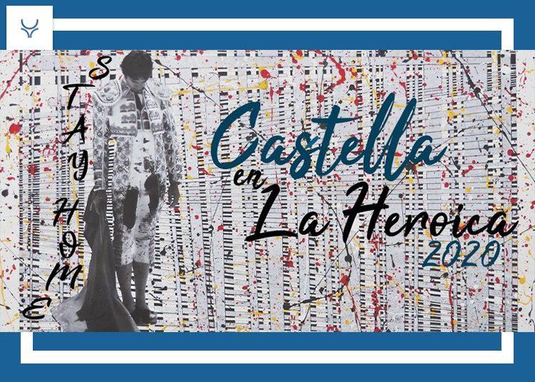 Sebastián Castella, ofrecerá su particular temporada 2020 por streaming desde 'La Heroica'