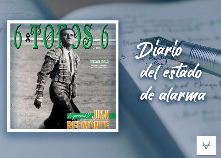 Diario del Estado de Alarma 96 - '6Toros6: razones para un cierre'