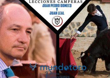 En directo: 'Lecciones Camperas: Juan Pedro Domecq y Juan Leal'
