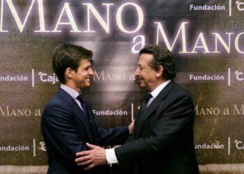La Fundación Cajasol recupera online el 'Mano a Mano' entre El Juli y Alfonso Ussía